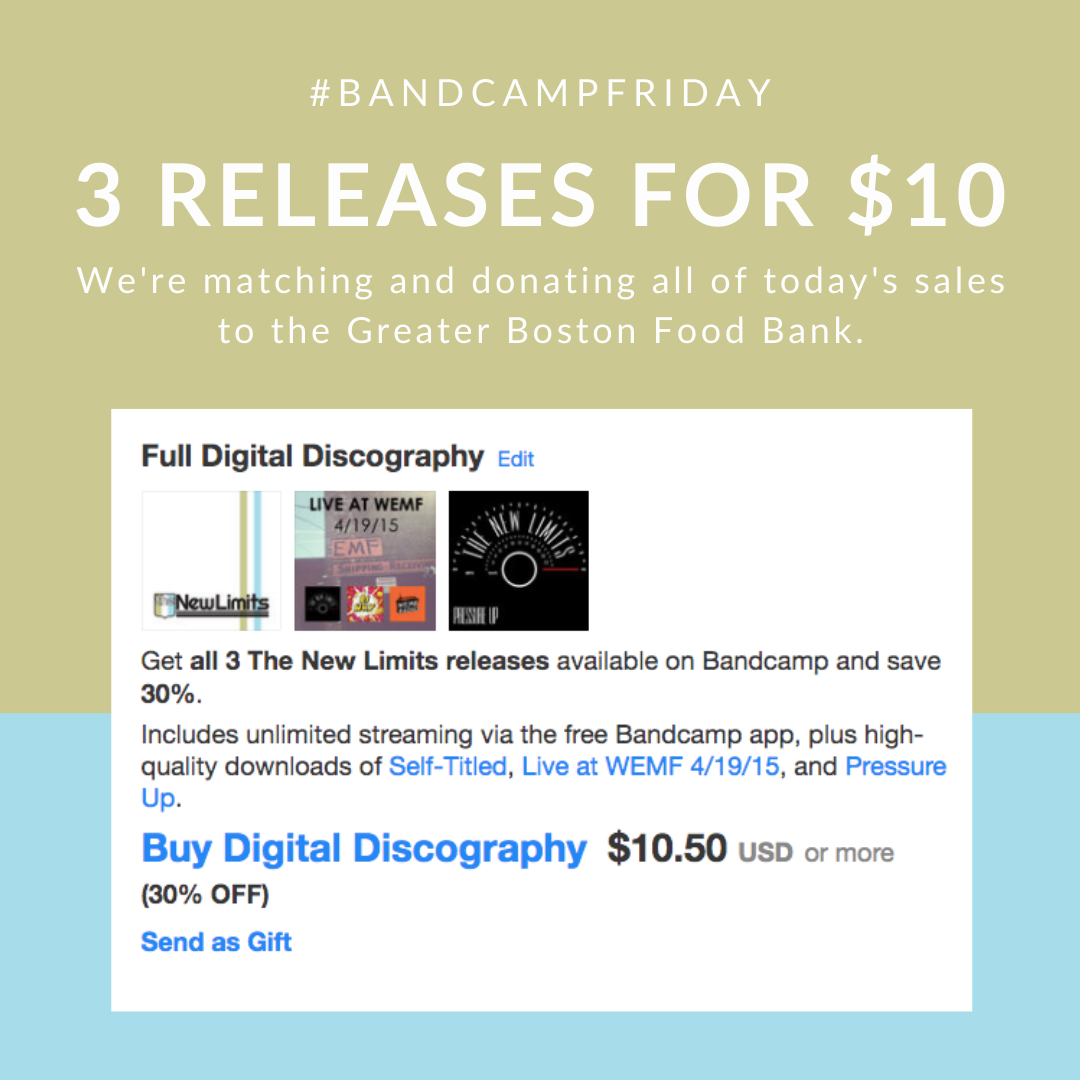 3 releases for $10